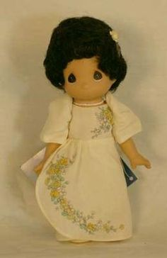 Precious Moments Filipino doll Cory