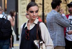 •••NY Fashion week; The Wandering Eye by Gordon von Steiner.