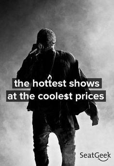 We check all over the internet for the best prices on concert tickets. If you wanna go see cool shows with the best performers, don't miss out on getting a deal with the SeatGeek app or website!