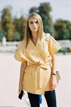 Paris Fashion Week SS 2015....Maria