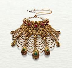 Indian Bridal Wedding Jewellery Set by Azva - Talwar Jewellers