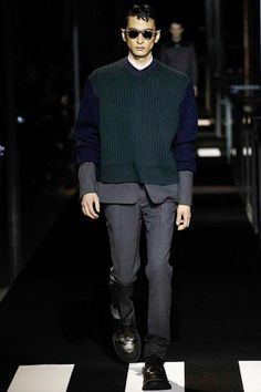 Kenzo | Fall 2014 Menswear Collection | Style.com
