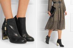 21 пара женской обуви на осень — The Village — The Village — поток «Гид The Village»