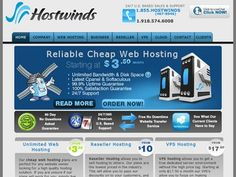 Hostwinds #BlackFriday #Discounts on All Hosting, VPS's, and #Dedicated Servers