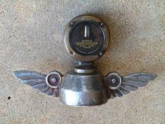 Antique-MotoMeter-Hood-Ornament-Radiator-Cap-Mascot-Hupmobile-etc