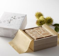 Japanese packaging design — confectionery