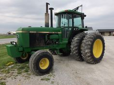 This is the 2nd John Deere 4840 we would see within 9 months @ Tri Green Tractor in Flora
