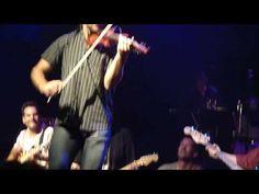 Jesse Spencer on the Violin