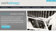Workstream, la solución de YouSendIt para compartir archivos a nivel empresarial  http://www.genbeta.com/p/67700