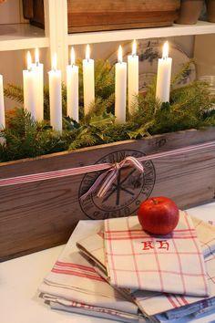 VIBEKE DESIGN: Soon will light a thousand Christmas lights ...