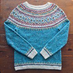A hand-made Sweater Turca