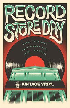 Matt Reedy // Record Store Day 2014