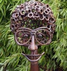 """Figure out even more info on """"metal tree art welded"""". Check out our website. Metal Yard Art, Metal Tree Wall Art, Metal Artwork, Tree Artwork, Recycled Metal Art, Scrap Metal Art, Metal Art Projects, Metal Crafts, Yard Sculptures"""
