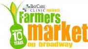 Farmers' Market on Broadway presented by BayCare Clinic | On Broadway, Inc. - Green Bay - Events - Businesses