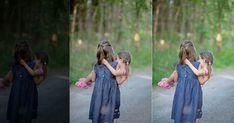 Fotografen bakom pastill bjuder på vackra porträtt och DIY-tips