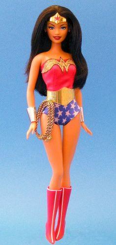 Wonder Woman-Barbie