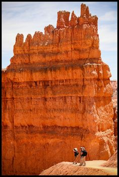 Bryce Canyon National Park (by rickz), Utah