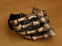 Mortal Kombat Scorpion v1. Gold Airsoft Cosplay by HiddenAssassins, £45.99