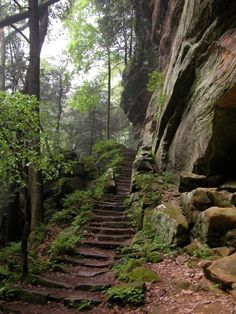 The Rock House - Hocking Hills, OH