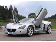 Opel Speedster | LSD Flügeltüren Opel Speedster