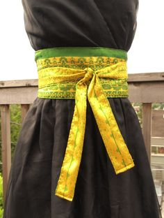 Obi Belt - I do believe I'm going to have to make one of these!
