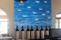 Formentera, Café del Lago. Wine Rack, Photo Wall, My Favorite Things, Frame, How To Make, Home Decor, Style, Beach Bars, Balearic Islands