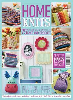 Crafts Beautiful Homeknits 2014 - 轻描淡写 - 轻描淡写