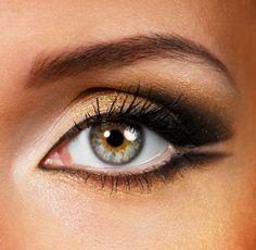 Occhi verdi: i make up giusti per valorizzarli!
