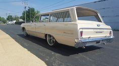1964 Chevrolet Biscayne Station for sale