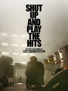 Shut up and play the hits en Café Pop Torgal, Ourense Primavera Musical do @cineclubepf LCD Soundsystem