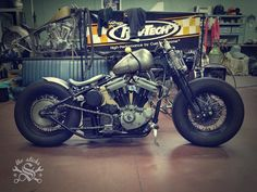 Bobber Inspiration   Suicide Bomber v2 mock up… Harley bobber By The...   Bobbers and Custom Motorcycles