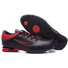 278564 002 Nike Shox R2 Black Red J08012 3b652009951