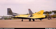 Saab J35XS Draken aircraft picture