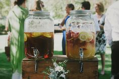 Beautiful Outdoor Wedding with a Beaming Bride | CJ Williams Photography | Bridal Musings Wedding Blog 14