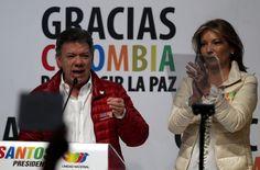 INTERNACIONALES. En Colombia Juan Manuel Santos es reelegido presidente con más del 50% http://hbanoticias.com/9385