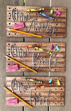 Wrapping Ideas, Best Teacher Gifts, Best Gifts For Teachers, Teacher Gift Diy, Personalized Teacher Gifts, Teacher Graduation Gifts, Handmade Teacher Gifts, Teacher Presents, Preschool Teacher Gifts