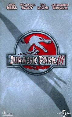 Jurassic Park III / Jurský park 3