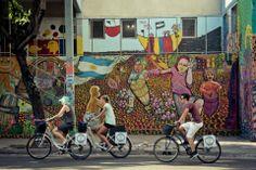 Indietravel Biking Buenos Aires