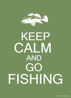 Free printables: Green, blue or gray. perfect gift for the fishermen of our lives!