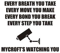 Mycroft. LOL