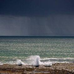 Bleu Pluie / Blue Rain by Ossiane