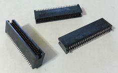 10x SMD PCB 24-Pin Conector Hembra Soldadura Header Socket//Hembra 2.54mm