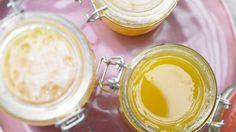 Bringt Ihnen das Sommerfeeling nach Hause: Orangen-Thymian-Gelee mit Vanillemark | http://eatsmarter.de/rezepte/orangen-thymian-gelee