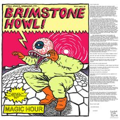Brimstone Howl - Magic Hour