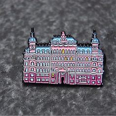 #Repost @pin_house  Happy Saturday to everyone! Our Wes Anderson inspired Grand Budapest Hotel pins are selling like hot cakes! We only have 11 left! Get them while you can  | http://ift.tt/2alUOCs | Shop link is in the bio |  #pinhouse #pins #hatpins #hatpinsforsale #art #artist #artwork  #pingameproper  #hatpingame #pinsofig #softenamelpins #pinsofinstagram #pinsforthepeople #pin #pinsale #pinstagram #enamelpins #pingame #pingang #pingamestrong #illustration #pinoftheday #wesanderson…