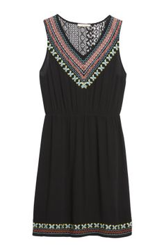 Skies are Blue Mabelle Embroidered Dress