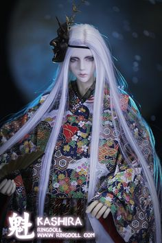 Sakigake Kashira|DOLKSTATION - Ball Jointed Dolls Shop - Shop of BJD Dolls