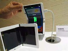 Mola: Oppo nos muestra su prototipo de smartphone plegable