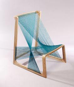 Home Improvement Blog: The Creative Furniture: Rope Chair Alvisilkchair