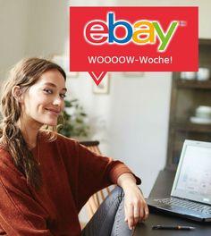 Die eBay WOOOW! Woche ab heute mit mehreren tausend Deals bis zu 50 Prozent sparen - https://www.onlinemarktplatz.de/62884/die-ebay-wooow-woche-ab-heute-mit-mehreren-tausend-deals-bis-zu-50-prozent-sparen/